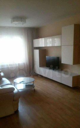 Аренда трёхкомнатной квартиры поселок Мебельной фабрики, Заречная улица 1А, цена 40000 рублей, 2021 год объявление №1270713 на megabaz.ru