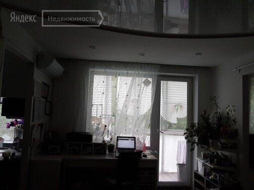 Продажа двухкомнатной квартиры Москва, метро Каховская, Болотниковская улица 39, цена 11100000 рублей, 2021 год объявление №543377 на megabaz.ru