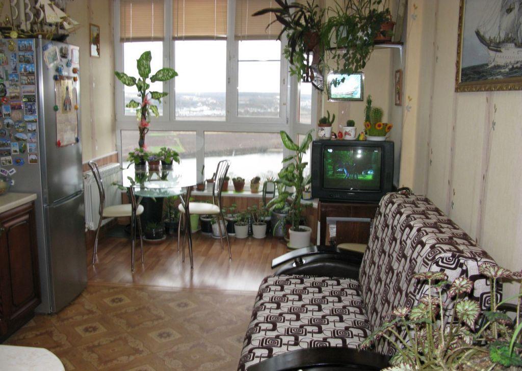 Продажа однокомнатной квартиры Лыткарино, Набережная улица 5, цена 4200000 рублей, 2021 год объявление №480721 на megabaz.ru