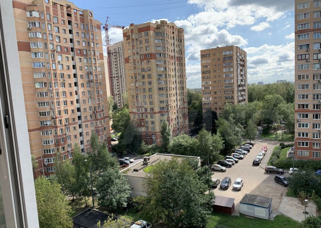 Продажа двухкомнатной квартиры Москва, метро Рязанский проспект, Рязанский проспект 60, цена 10000000 рублей, 2021 год объявление №684470 на megabaz.ru