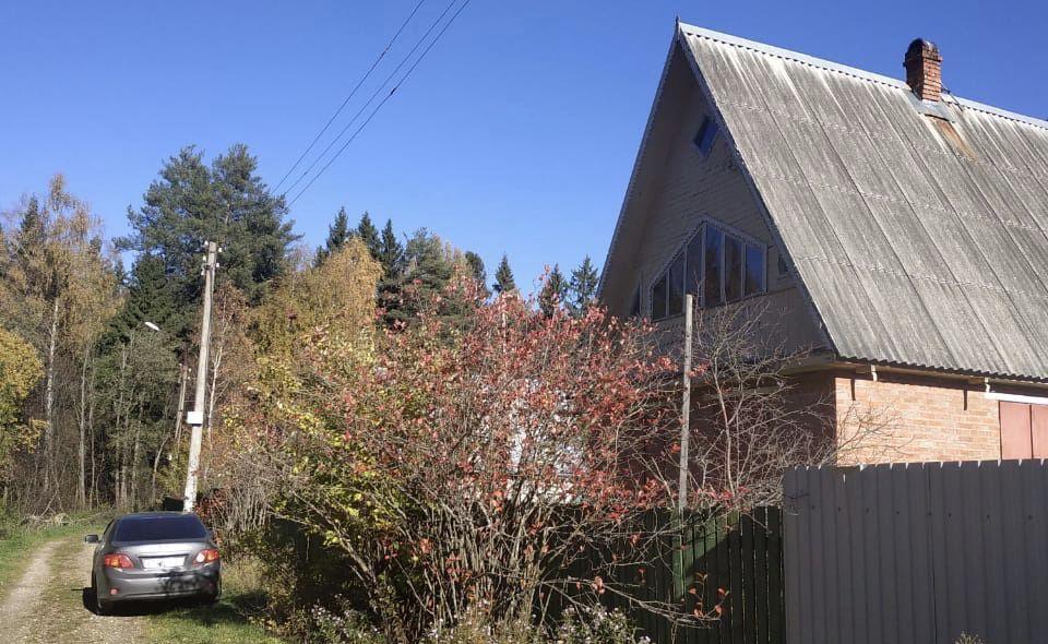 Продажа дома деревня Еремино, цена 1400000 рублей, 2021 год объявление №481703 на megabaz.ru