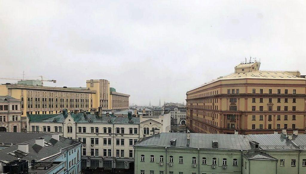 Продажа пятикомнатной квартиры Москва, метро Лубянка, Милютинский переулок 3, цена 70000000 рублей, 2021 год объявление №481696 на megabaz.ru