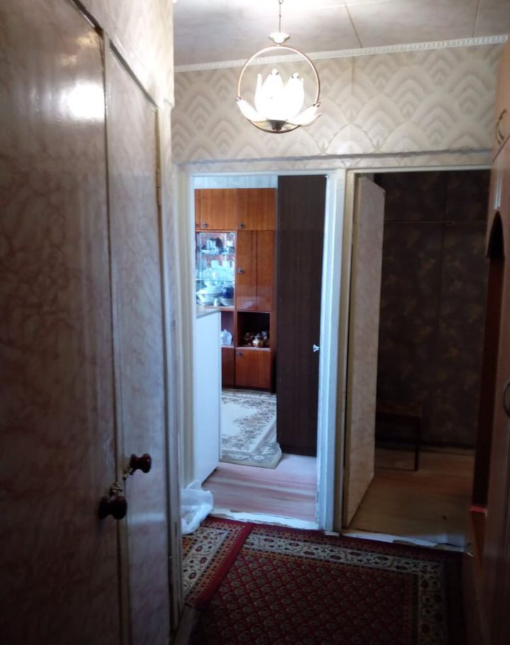 Продажа двухкомнатной квартиры село Семеновское, цена 1800000 рублей, 2020 год объявление №481111 на megabaz.ru