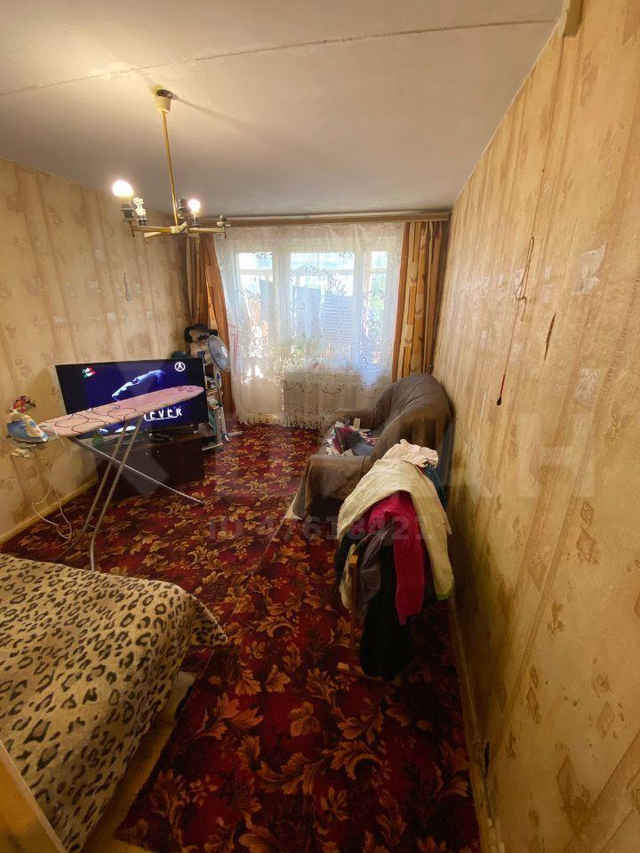 Продажа однокомнатной квартиры рабочий посёлок Решетниково, Парковая улица 5, цена 1690000 рублей, 2020 год объявление №481179 на megabaz.ru