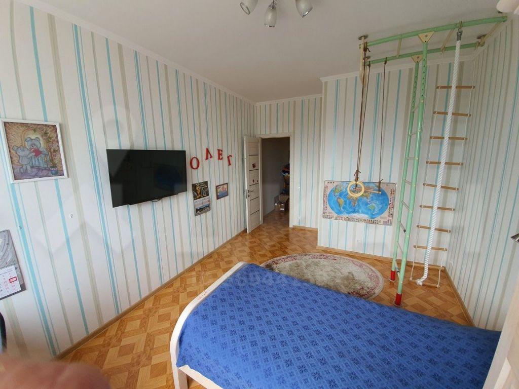 Аренда трёхкомнатной квартиры Одинцово, Северная улица 5к4, цена 50000 рублей, 2021 год объявление №1178366 на megabaz.ru