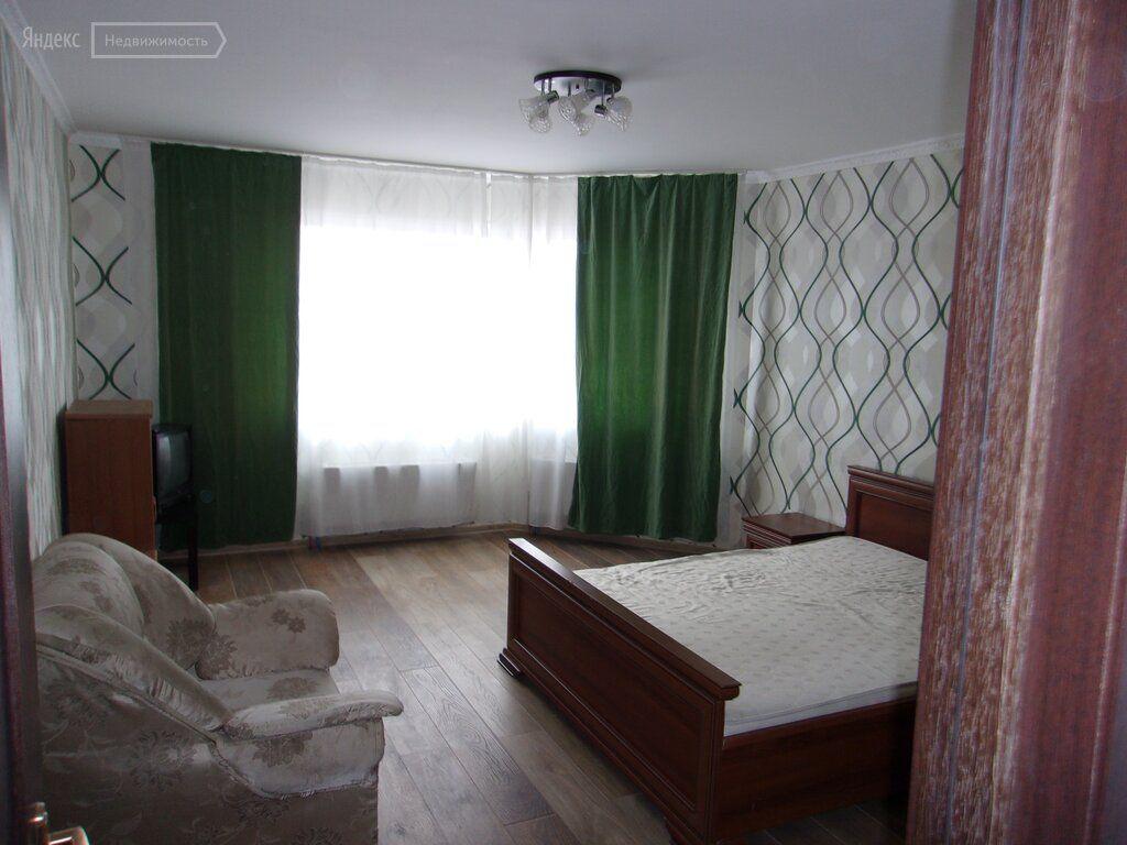 Аренда однокомнатной квартиры Одинцово, Глазынинская улица 26, цена 32000 рублей, 2021 год объявление №1178280 на megabaz.ru