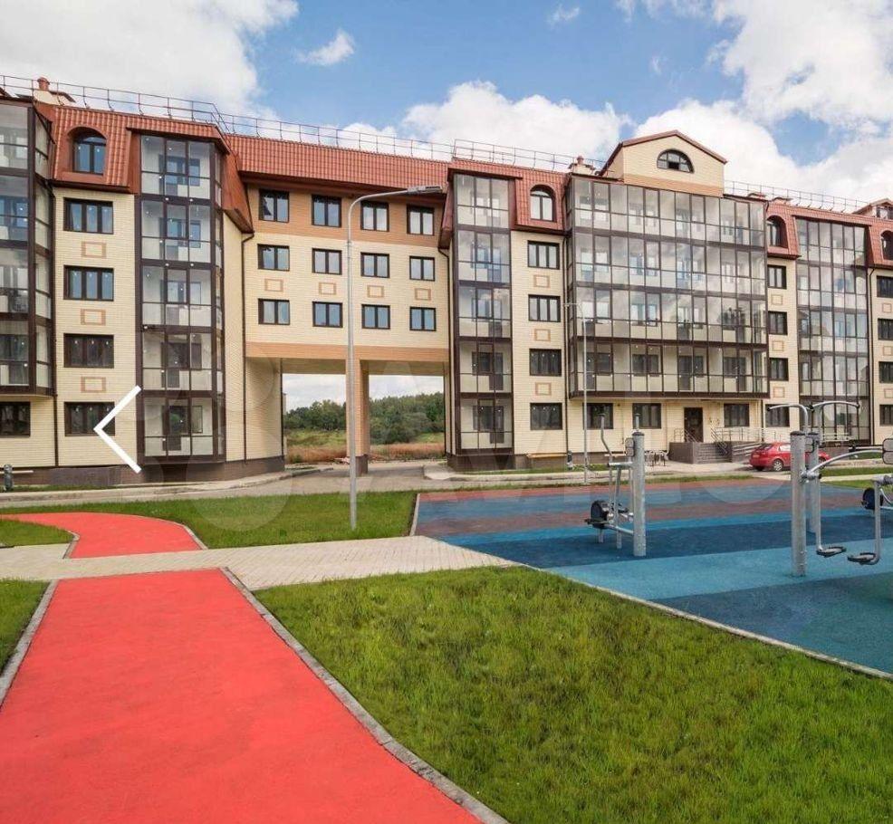 Аренда однокомнатной квартиры село Ромашково, Никольская улица 2к2, цена 40000 рублей, 2021 год объявление №1426313 на megabaz.ru