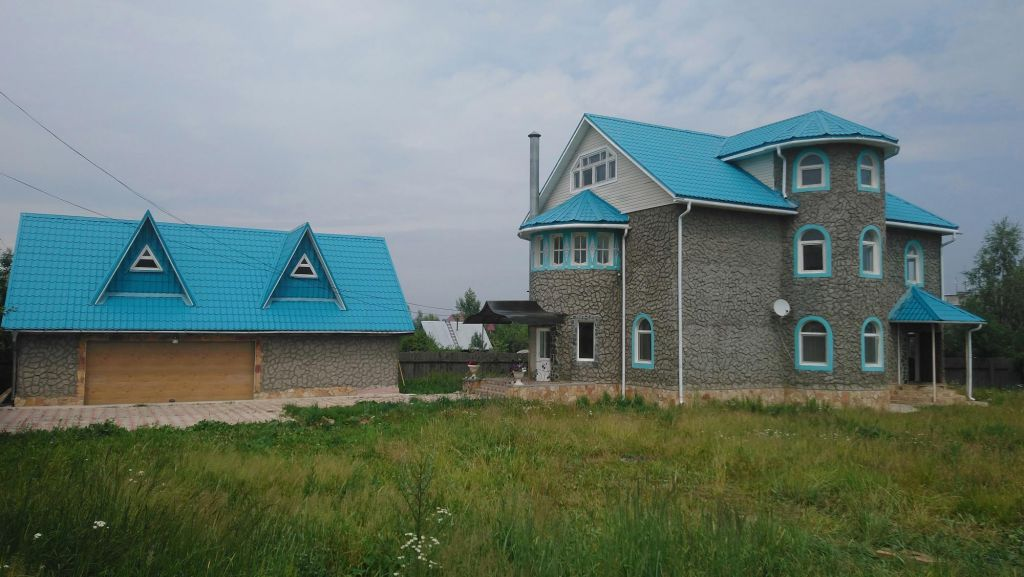 Продажа дома деревня Нестерово, цена 8500000 рублей, 2020 год объявление №478991 на megabaz.ru