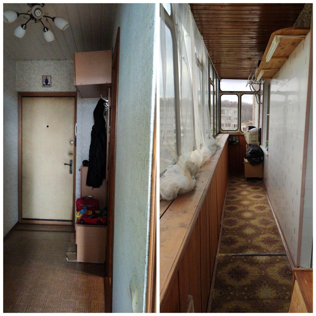 Продажа однокомнатной квартиры село Софьино, Новорязанское шоссе с1, цена 2400000 рублей, 2020 год объявление №455542 на megabaz.ru