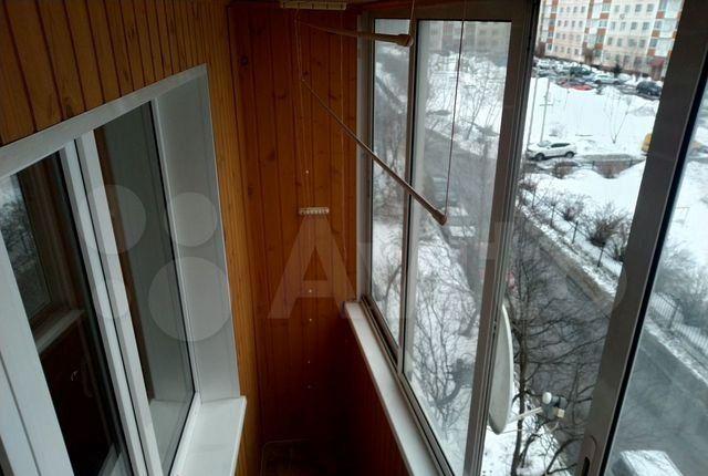 Продажа однокомнатной квартиры Долгопрудный, Молодёжная улица 10, цена 6200000 рублей, 2021 год объявление №579861 на megabaz.ru