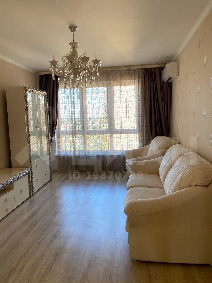Аренда двухкомнатной квартиры Одинцово, Сколковская улица 7А, цена 55000 рублей, 2021 год объявление №1179542 на megabaz.ru