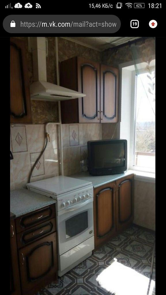 Аренда однокомнатной квартиры Озёры, цена 13000 рублей, 2020 год объявление №1178889 на megabaz.ru