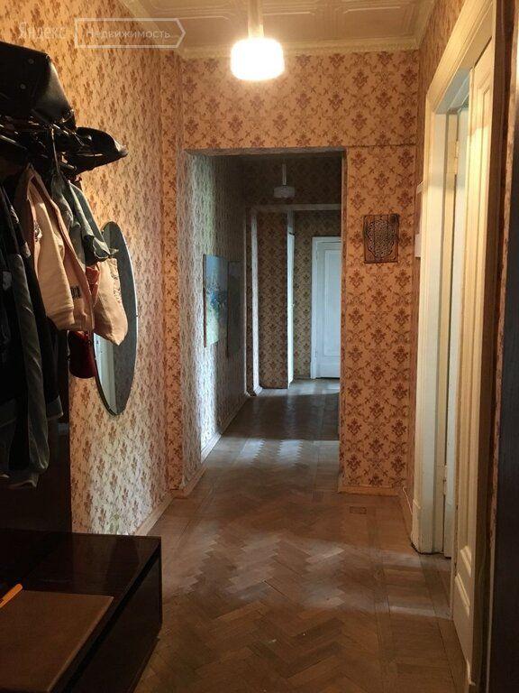 Продажа двухкомнатной квартиры Москва, метро Парк Победы, улица 1812 года 2, цена 16050000 рублей, 2021 год объявление №481510 на megabaz.ru