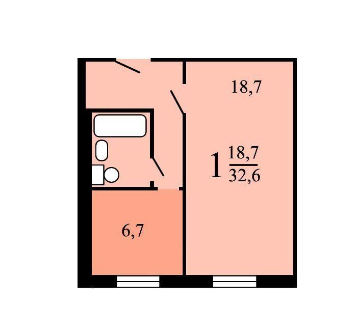 Продажа однокомнатной квартиры Москва, метро Беляево, Профсоюзная улица 100, цена 8000000 рублей, 2020 год объявление №507467 на megabaz.ru