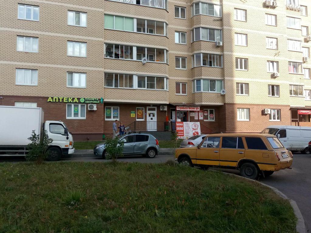 Продажа однокомнатной квартиры село Рождествено, Сиреневый бульвар 3, цена 3200000 рублей, 2021 год объявление №481974 на megabaz.ru