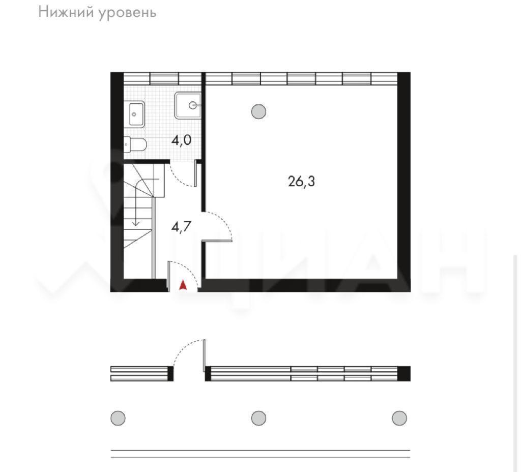 Аренда трёхкомнатной квартиры Москва, метро Баррикадная, Новинский бульвар 25к1, цена 470000 рублей, 2021 год объявление №1191696 на megabaz.ru