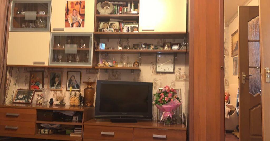 Продажа двухкомнатной квартиры Москва, метро Братиславская, Братиславская улица 16к3, цена 12800000 рублей, 2021 год объявление №520856 на megabaz.ru