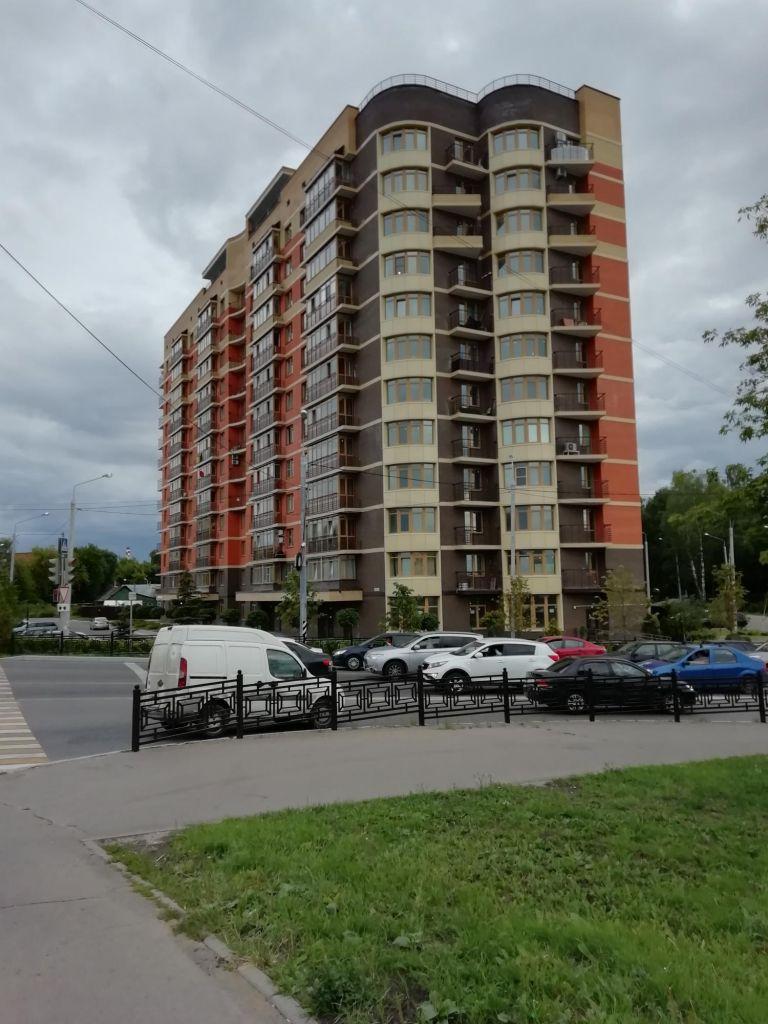 Аренда однокомнатной квартиры Домодедово, Каширское шоссе 6, цена 23000 рублей, 2020 год объявление №1224917 на megabaz.ru
