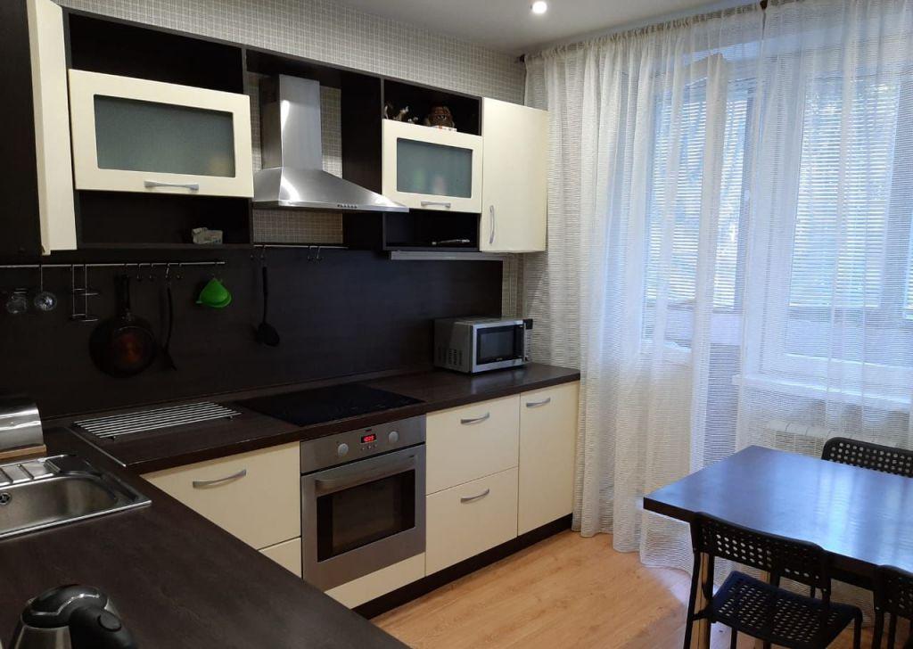 Аренда однокомнатной квартиры Одинцово, Кутузовская улица 2, цена 30000 рублей, 2021 год объявление №1179530 на megabaz.ru