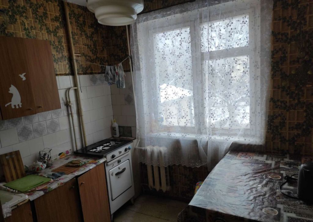 Аренда однокомнатной квартиры Воскресенск, улица Карла Маркса 16А, цена 10000 рублей, 2021 год объявление №1314263 на megabaz.ru