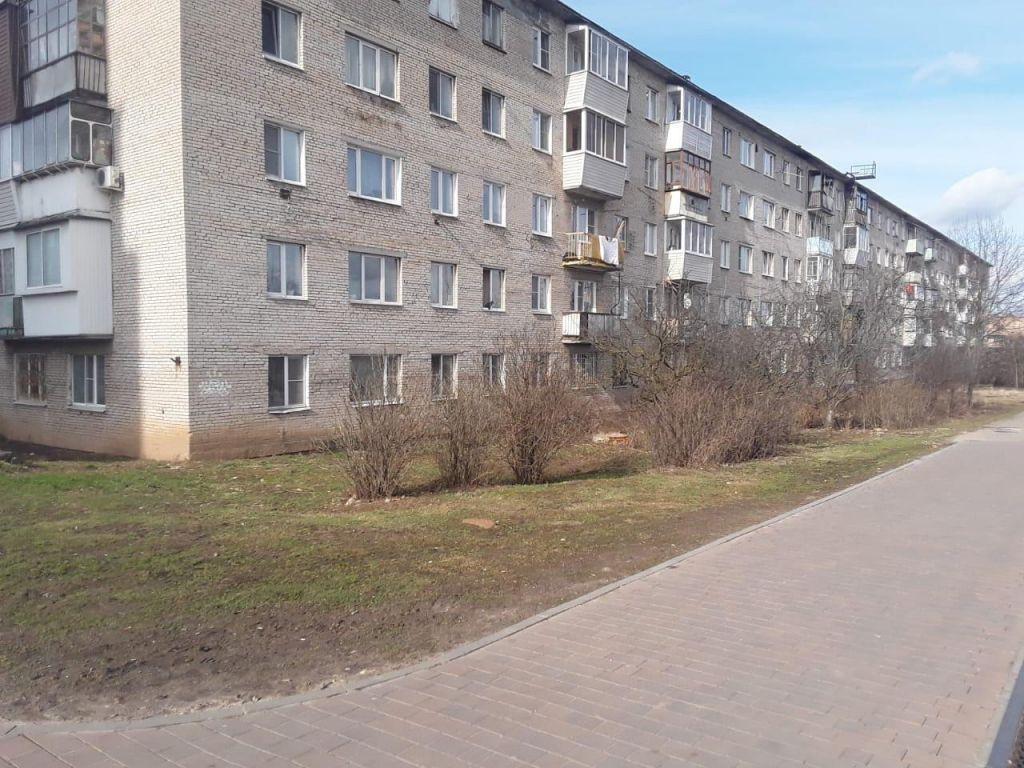 Продажа однокомнатной квартиры поселок Часцы, цена 2500000 рублей, 2020 год объявление №485366 на megabaz.ru