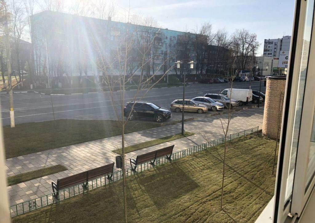 Аренда однокомнатной квартиры Волоколамск, Ново-Солдатская улица 10, цена 18000 рублей, 2021 год объявление №1202254 на megabaz.ru