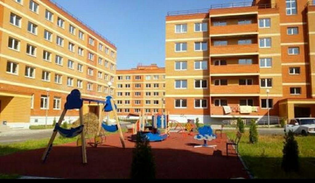 Продажа двухкомнатной квартиры деревня Большие Жеребцы, цена 2900000 рублей, 2021 год объявление №368212 на megabaz.ru