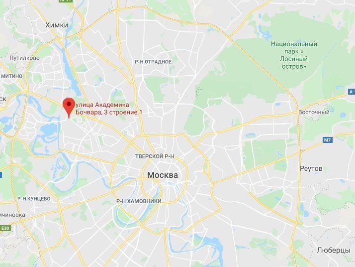 Продажа студии Москва, метро Щукинская, улица Академика Бочвара 3к1, цена 3700000 рублей, 2020 год объявление №400198 на megabaz.ru