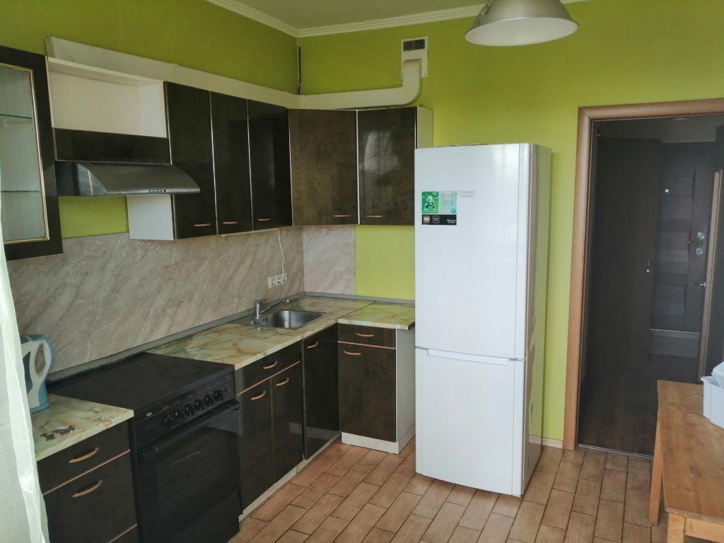 Аренда однокомнатной квартиры поселок Аничково, цена 20000 рублей, 2021 год объявление №1168415 на megabaz.ru