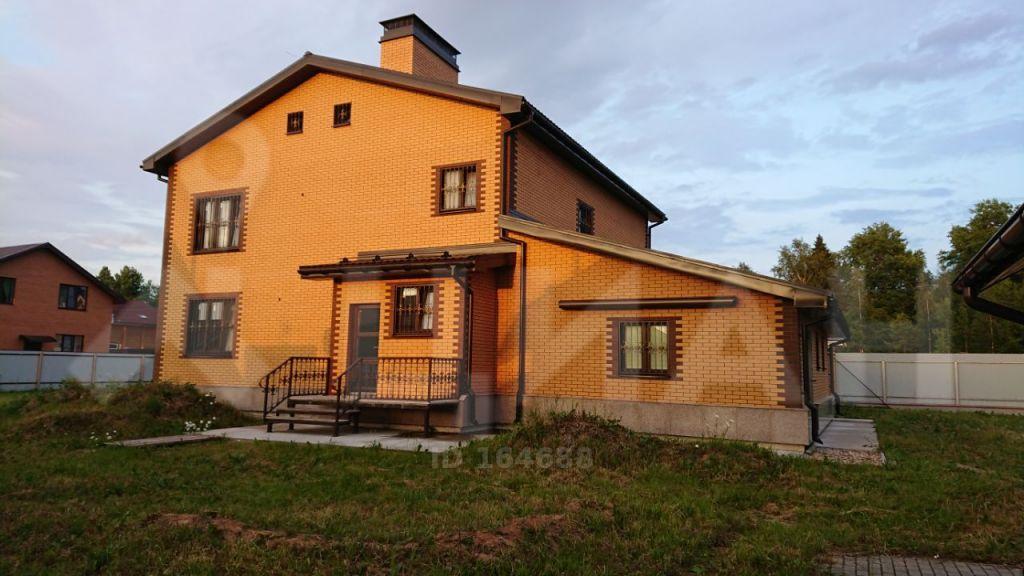 Продажа дома деревня Афанасово, 2-я Солнечная улица 24, цена 9000000 рублей, 2020 год объявление №391372 на megabaz.ru