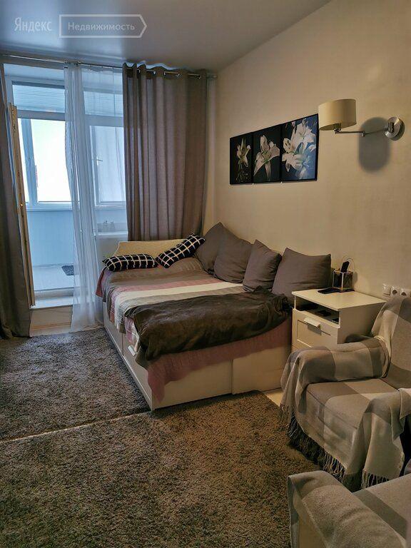 Продажа однокомнатной квартиры деревня Высоково, цена 3850000 рублей, 2021 год объявление №550117 на megabaz.ru