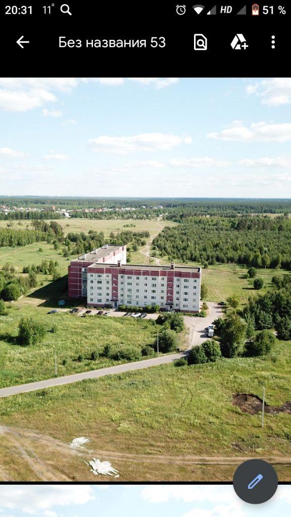 Продажа двухкомнатной квартиры деревня Демихово, цена 2700000 рублей, 2021 год объявление №361796 на megabaz.ru