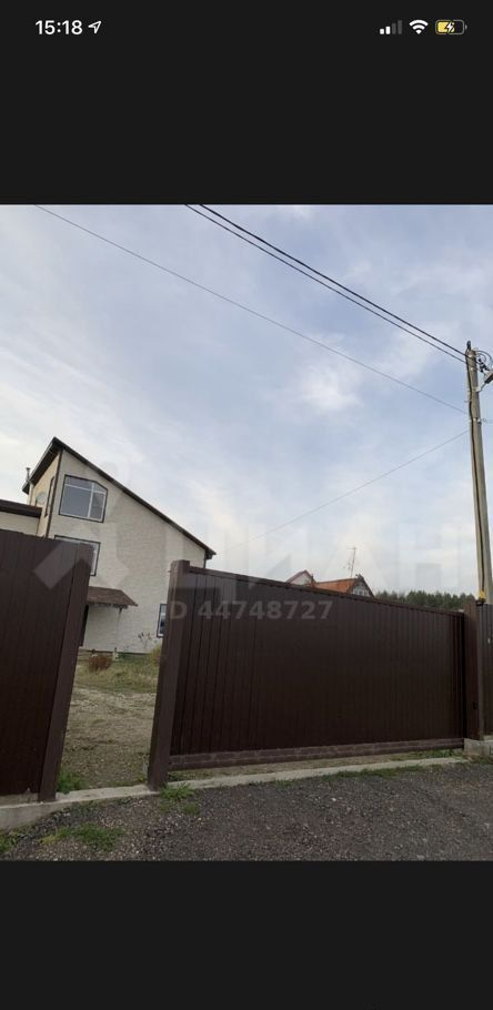 Продажа дома поселок Рылеево, цена 6000000 рублей, 2021 год объявление №457755 на megabaz.ru