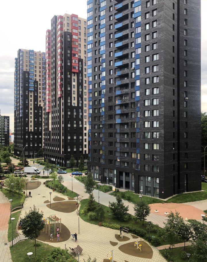 Продажа двухкомнатной квартиры деревня Подолино, Дачная улица 9, цена 5650000 рублей, 2020 год объявление №482273 на megabaz.ru