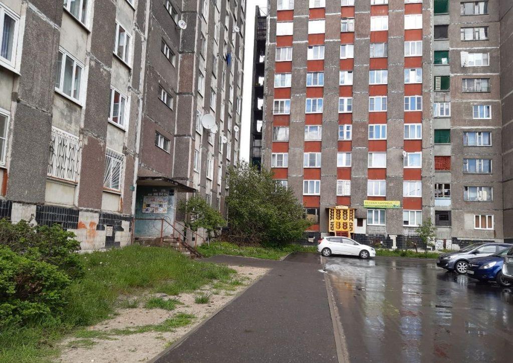 Продажа двухкомнатной квартиры деревня Давыдово, улица 2-й Микрорайон 10Б, цена 1500000 рублей, 2020 год объявление №482205 на megabaz.ru