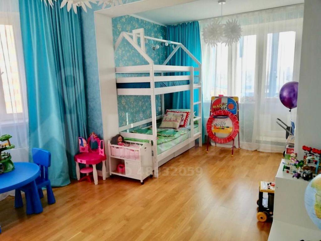 Продажа трёхкомнатной квартиры село Немчиновка, Советский проспект 98, цена 8950000 рублей, 2021 год объявление №451386 на megabaz.ru