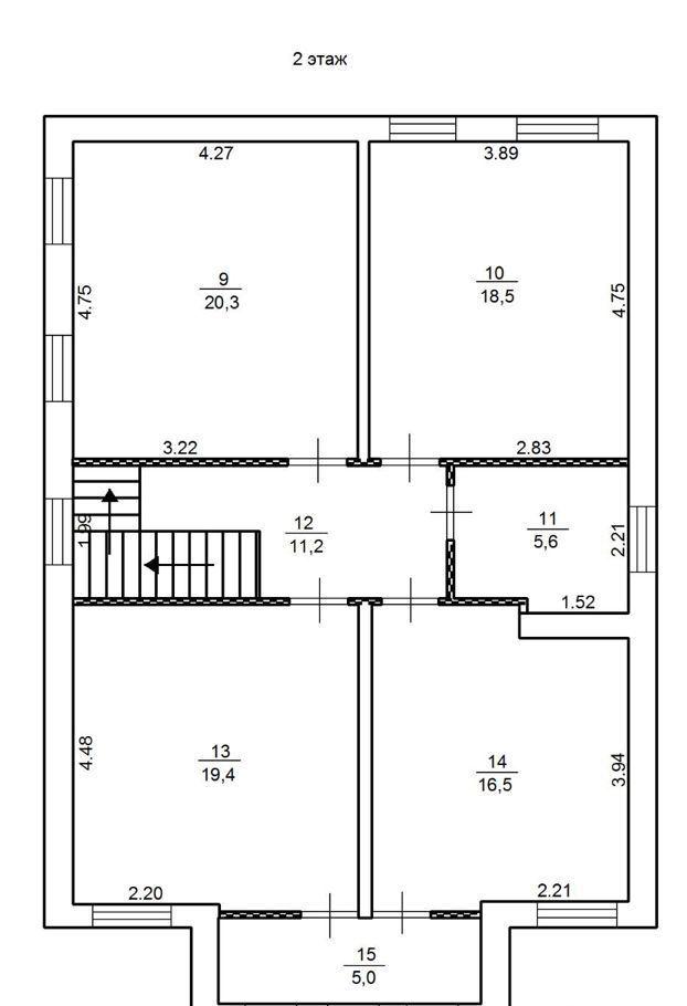 Продажа дома деревня Исаково, цена 12500000 рублей, 2021 год объявление №496598 на megabaz.ru