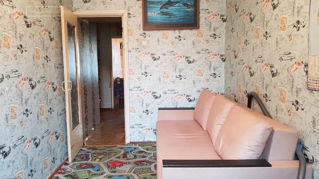 Продажа трёхкомнатной квартиры Верея, переулок Мазурова, цена 3100000 рублей, 2021 год объявление №482627 на megabaz.ru