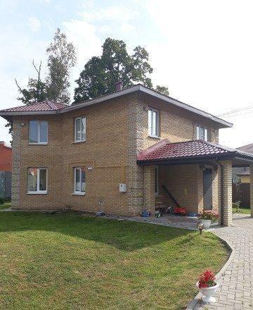 Продажа дома деревня Мамоново, Колхозная улица 118, цена 1140000 рублей, 2021 год объявление №482638 на megabaz.ru