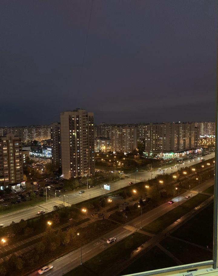 Продажа однокомнатной квартиры Москва, метро Братиславская, улица Перерва 59, цена 7800000 рублей, 2021 год объявление №529048 на megabaz.ru