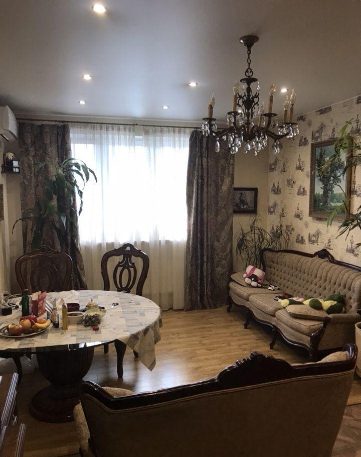 Продажа трёхкомнатной квартиры деревня Гаврилково, улица 1-й Квартал 6, цена 12300000 рублей, 2020 год объявление №489767 на megabaz.ru