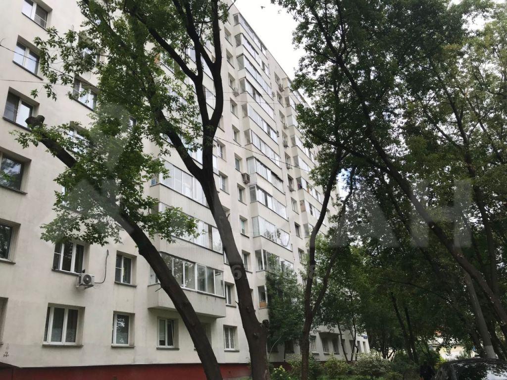 Продажа однокомнатной квартиры Москва, метро Бауманская, Доброслободская улица 4, цена 11700000 рублей, 2021 год объявление №479023 на megabaz.ru