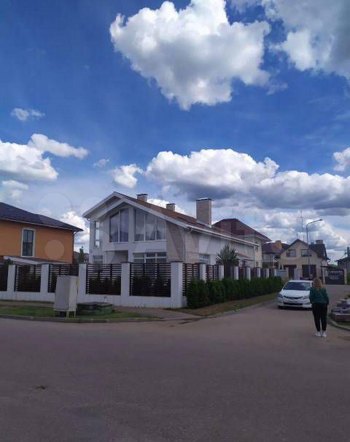 Продажа дома деревня Заболотье, Абрикосовая улица 9, цена 9500000 рублей, 2021 год объявление №655973 на megabaz.ru