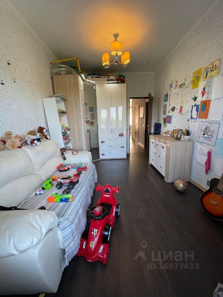 Аренда трёхкомнатной квартиры поселок Отрадное, метро Пятницкое шоссе, Лесная улица 17, цена 70000 рублей, 2021 год объявление №1415749 на megabaz.ru