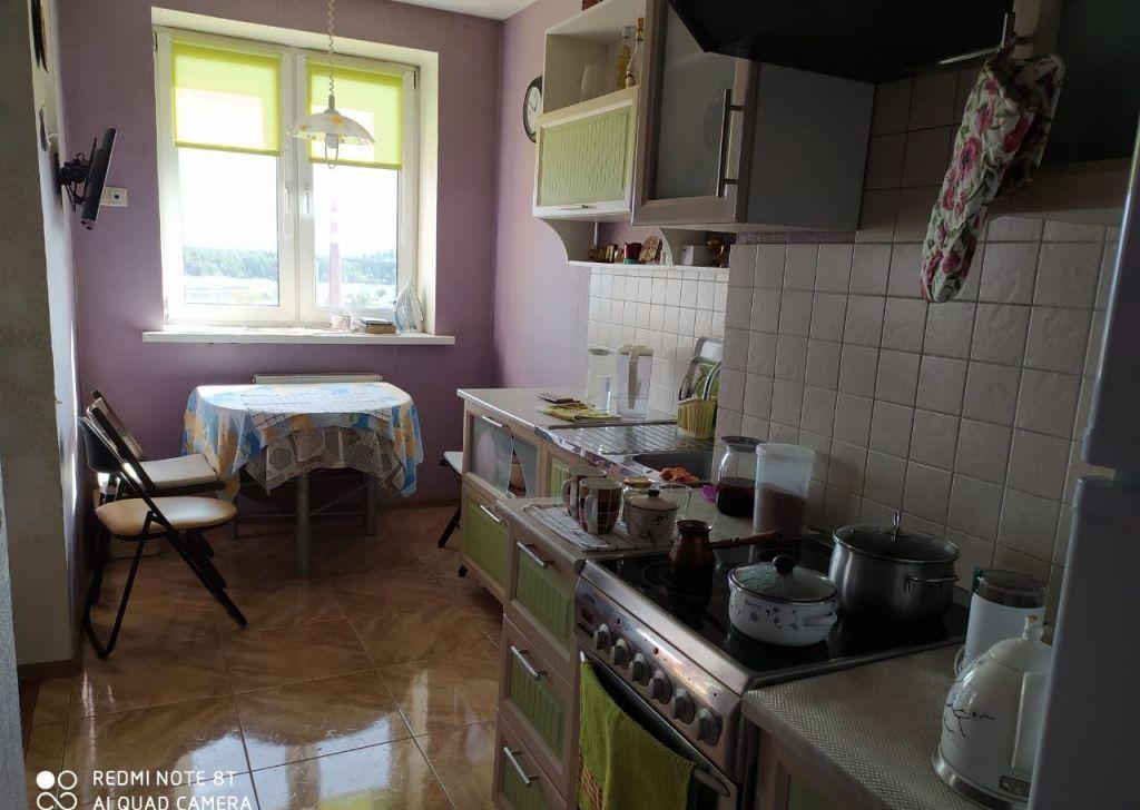 Продажа двухкомнатной квартиры Одинцово, Вокзальная улица 19, цена 8500000 рублей, 2020 год объявление №509228 на megabaz.ru