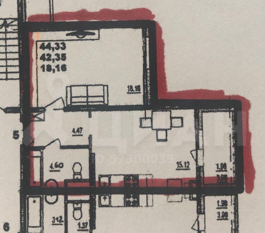 Продажа однокомнатной квартиры деревня Чёрная, Солнечная улица 7, цена 4500000 рублей, 2020 год объявление №485028 на megabaz.ru