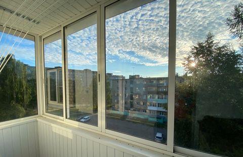 Аренда двухкомнатной квартиры Краснозаводск, улица 50 лет Октября, цена 16500 рублей, 2020 год объявление №1182971 на megabaz.ru