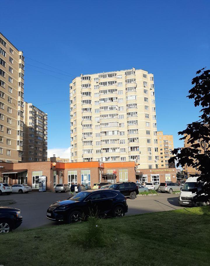 Аренда однокомнатной квартиры село Рождествено, Сиреневый бульвар 9, цена 20000 рублей, 2020 год объявление №1181749 на megabaz.ru