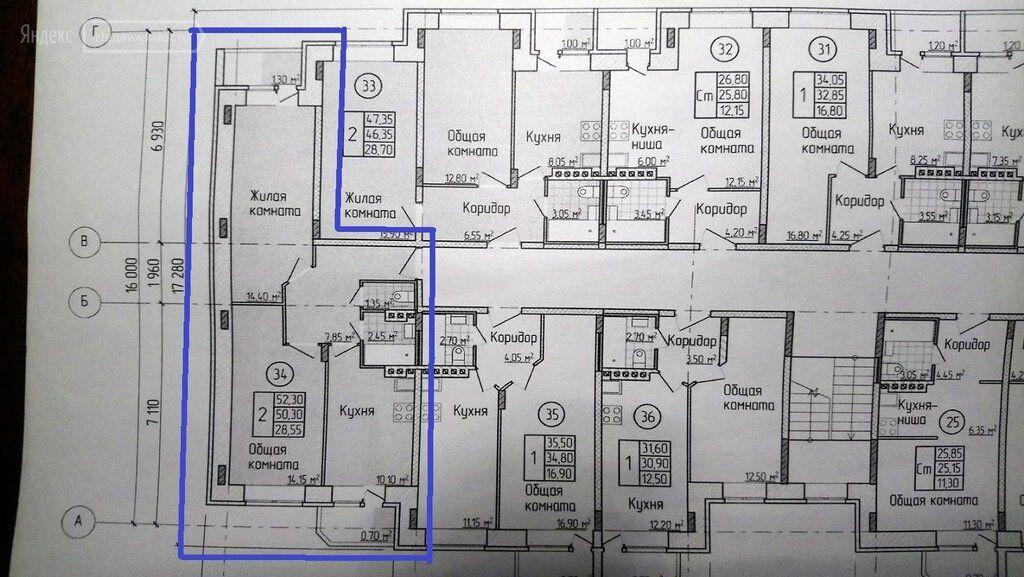 Аренда двухкомнатной квартиры деревня Мотяково, цена 30000 рублей, 2021 год объявление №1241345 на megabaz.ru