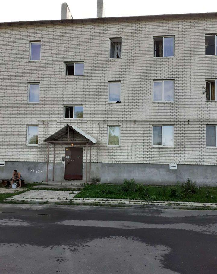 Продажа однокомнатной квартиры рабочий посёлок Черусти, Майская улица 1, цена 1250000 рублей, 2021 год объявление №666702 на megabaz.ru